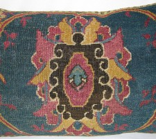 1773P   Ca.1880  ANTIQUE AMRITZAR  PILLOW  26 X 18