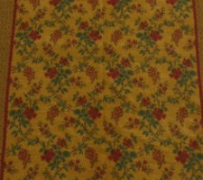 4310Y  ANTIQUE FABRIC