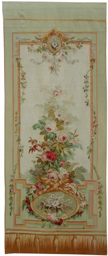 5773Y FRENCH AUBUSSON TAPESTRY