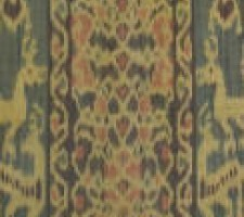 5784Y  IKAT  TAPESTRY
