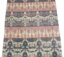 5805Y  IKAT  TAPESTRY