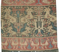 5807Y  IKAT  TAPESTRY