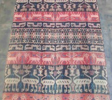 5821Y  IKAT  TAPESTRY
