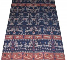5826Y  IKAT  TAPESTRY