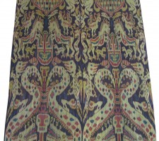 5829Y  IKAT  TAPESTRY