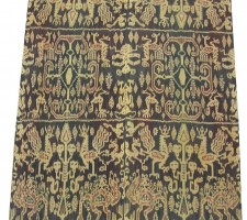 5832Y  IKAT  TAPESTRY
