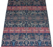 5840Y  IKAT  TAPESTRY