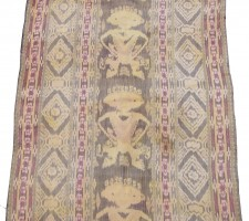5852Y  IKAT  TAPESTRY