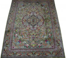 5884E  TABRIZ (PART SILK)
