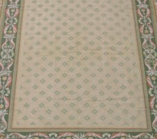 YB-61S  FINE AUBUSSON PART SILK